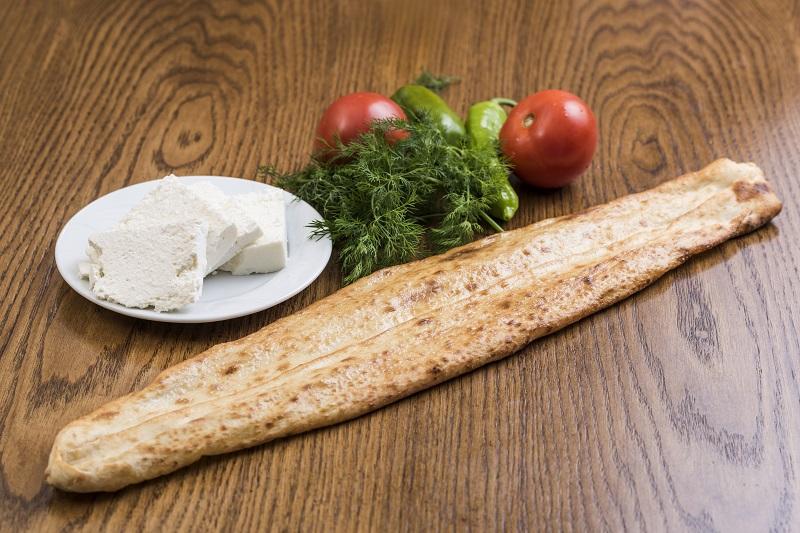 beyaz peynirli pide